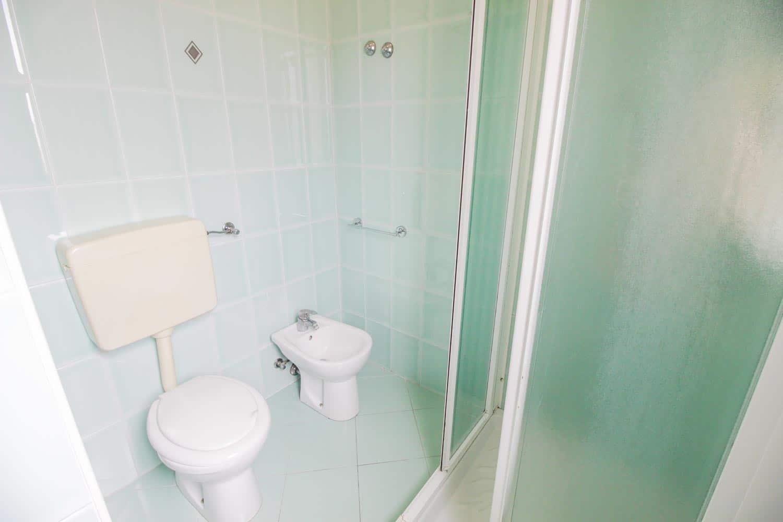 bagno monolocale